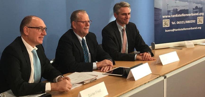 Pressekonferenz in Berlin am 17.11.2017 – TIV und Bayern fordern 2 Cent Liter-Provision