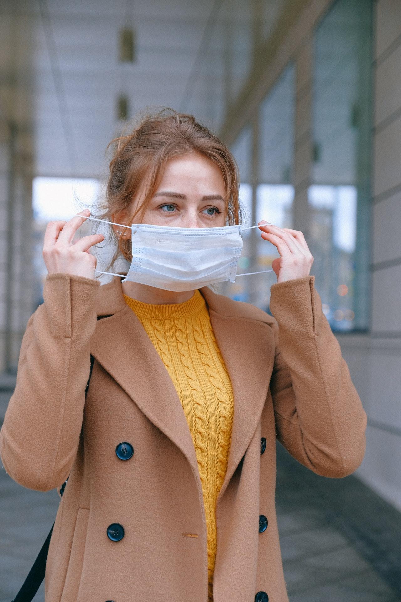 Aktuelle Corona-Schutzmaßnahme: Maskenpflicht bundesweit